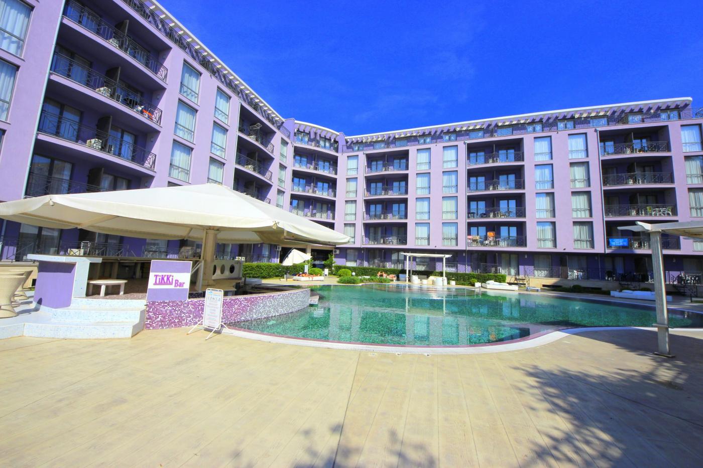 Rainbow 3 Апарт-отель