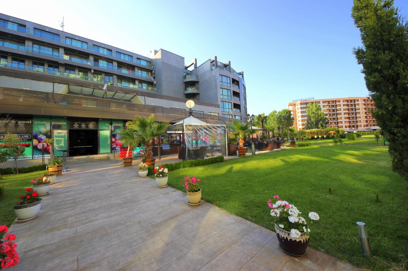 Sunny Beach Plaza Апарт-отель