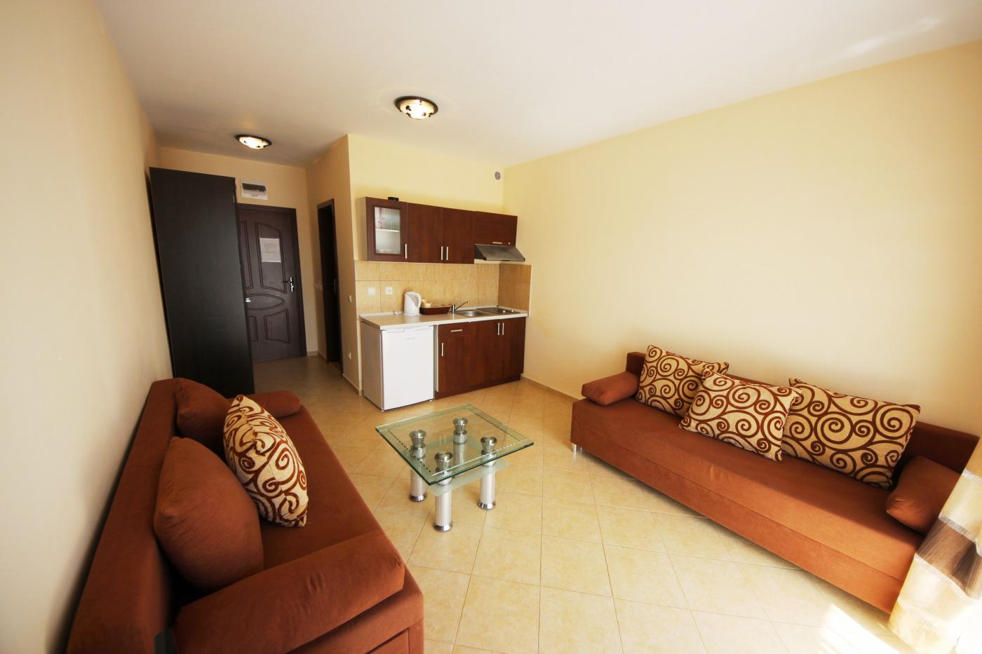 CASCADAS II апартамент I-33