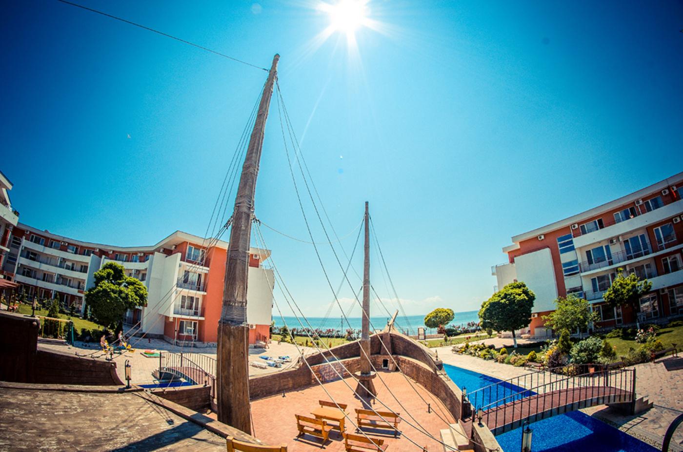 Privilege Fort Beach Апарт-отель