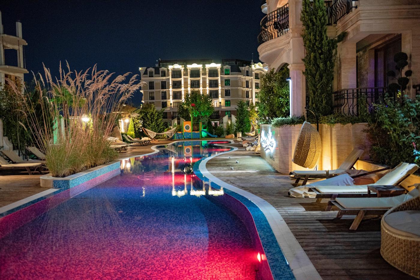 Harmony Suites X Апарт-отель
