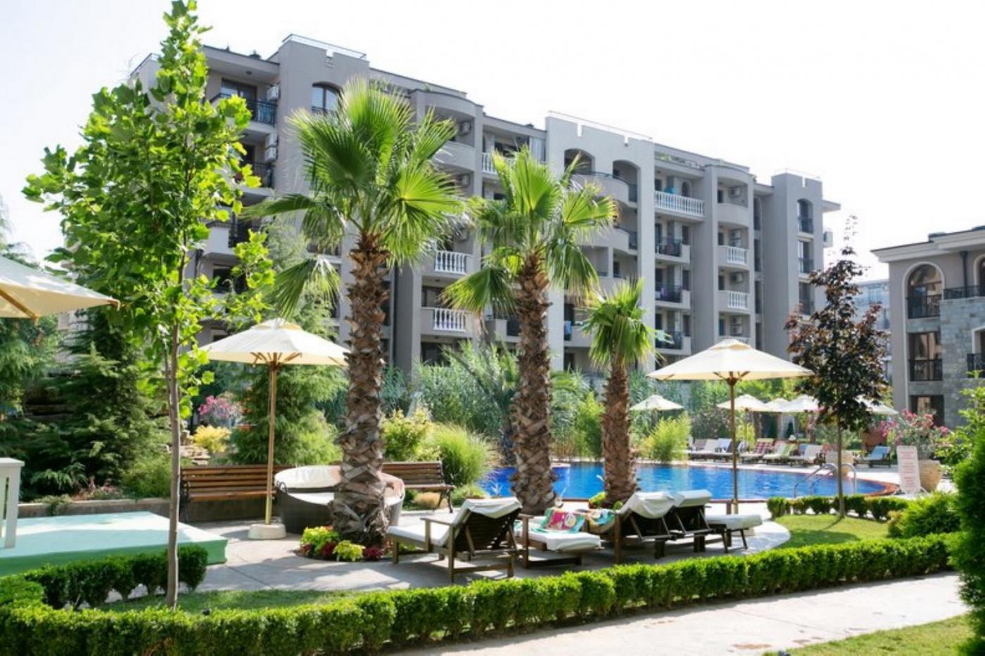CASCADAS Апарт-отель