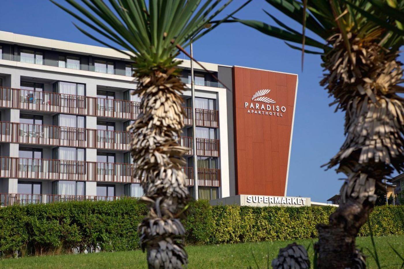 Paradiso Nesebar Апарт-отель