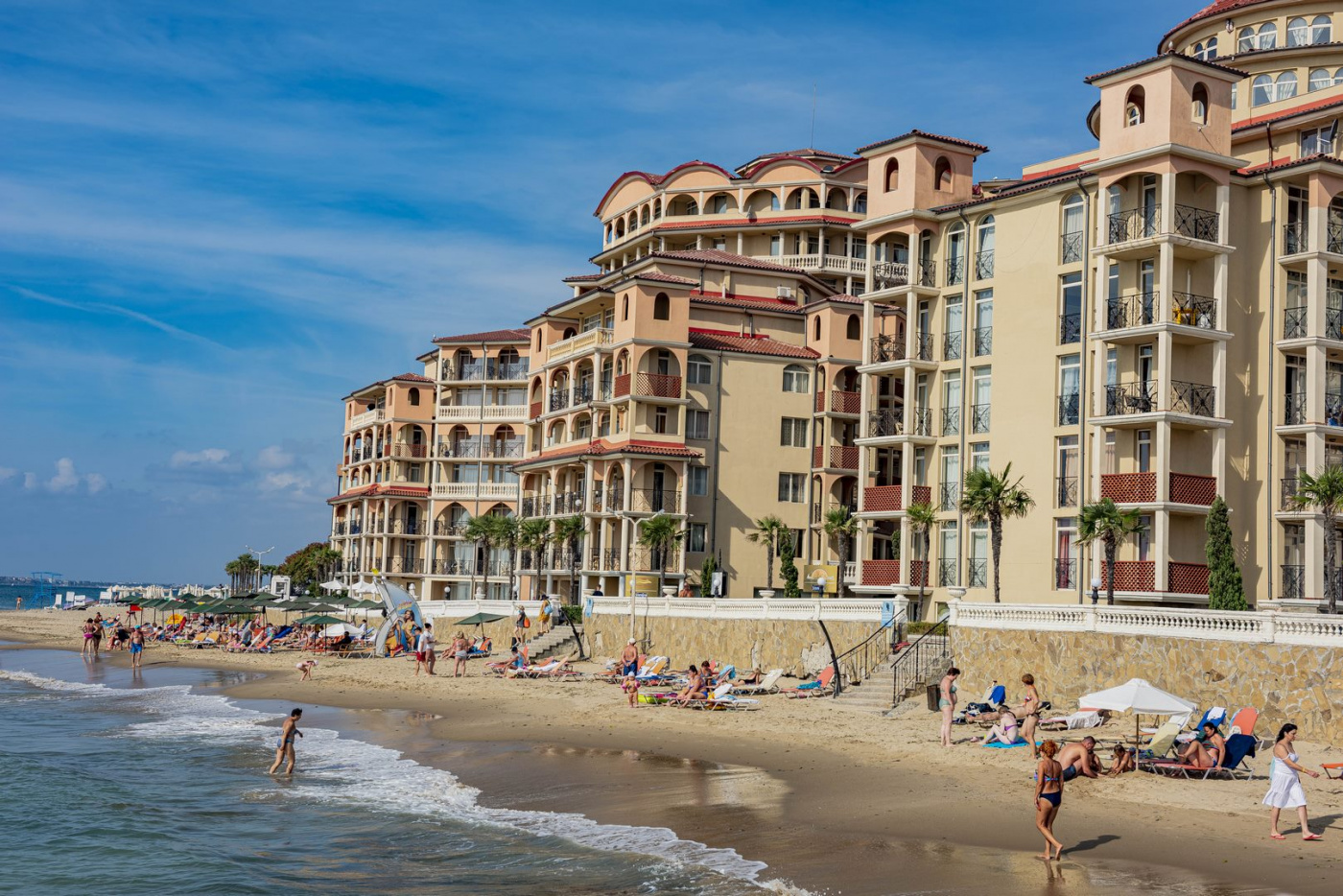 Atrium Beach Апарт-отель