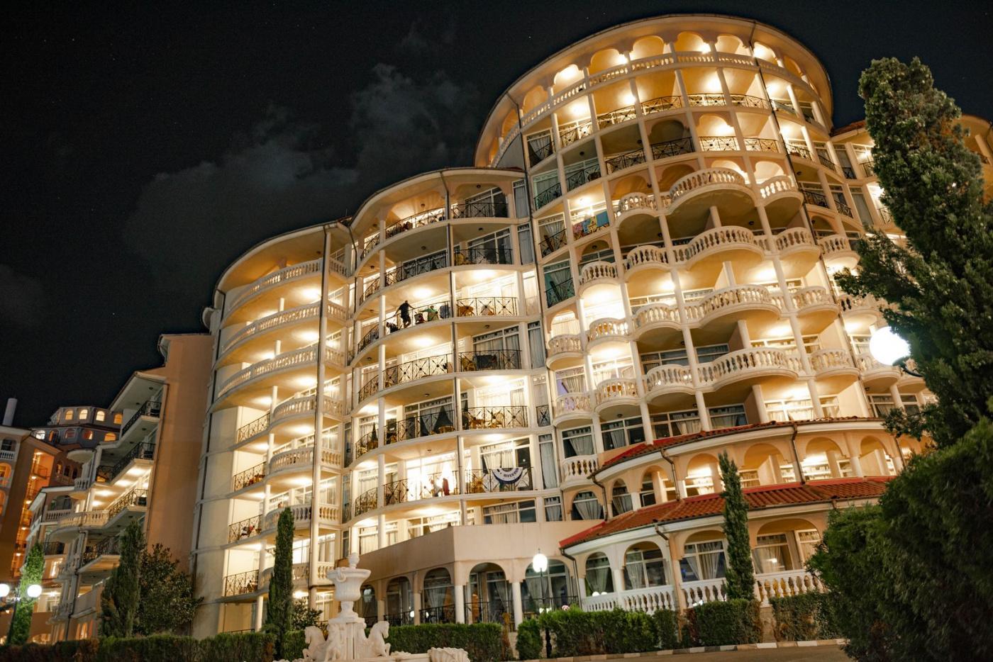 Andalucia Beach Апарт-отель