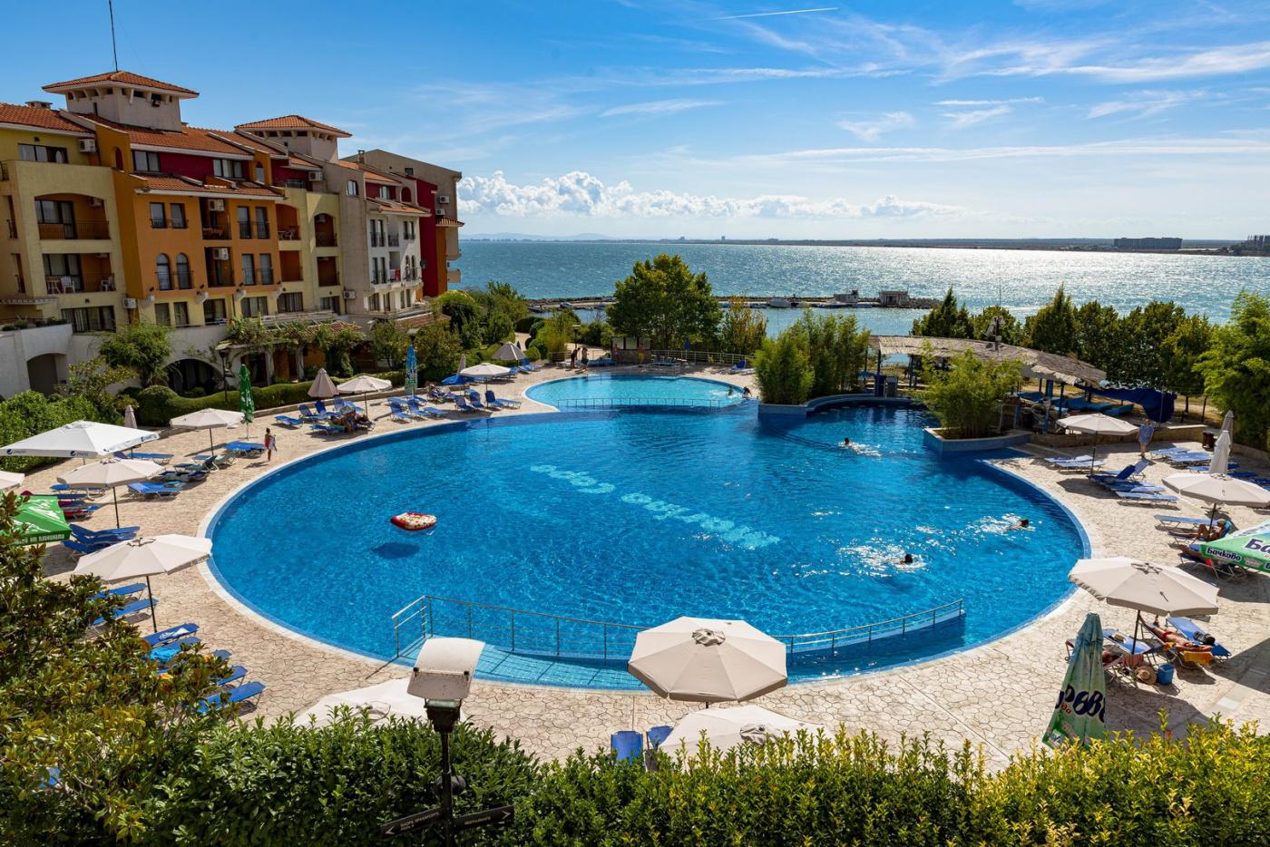 Marina Cape Апарт-отель
