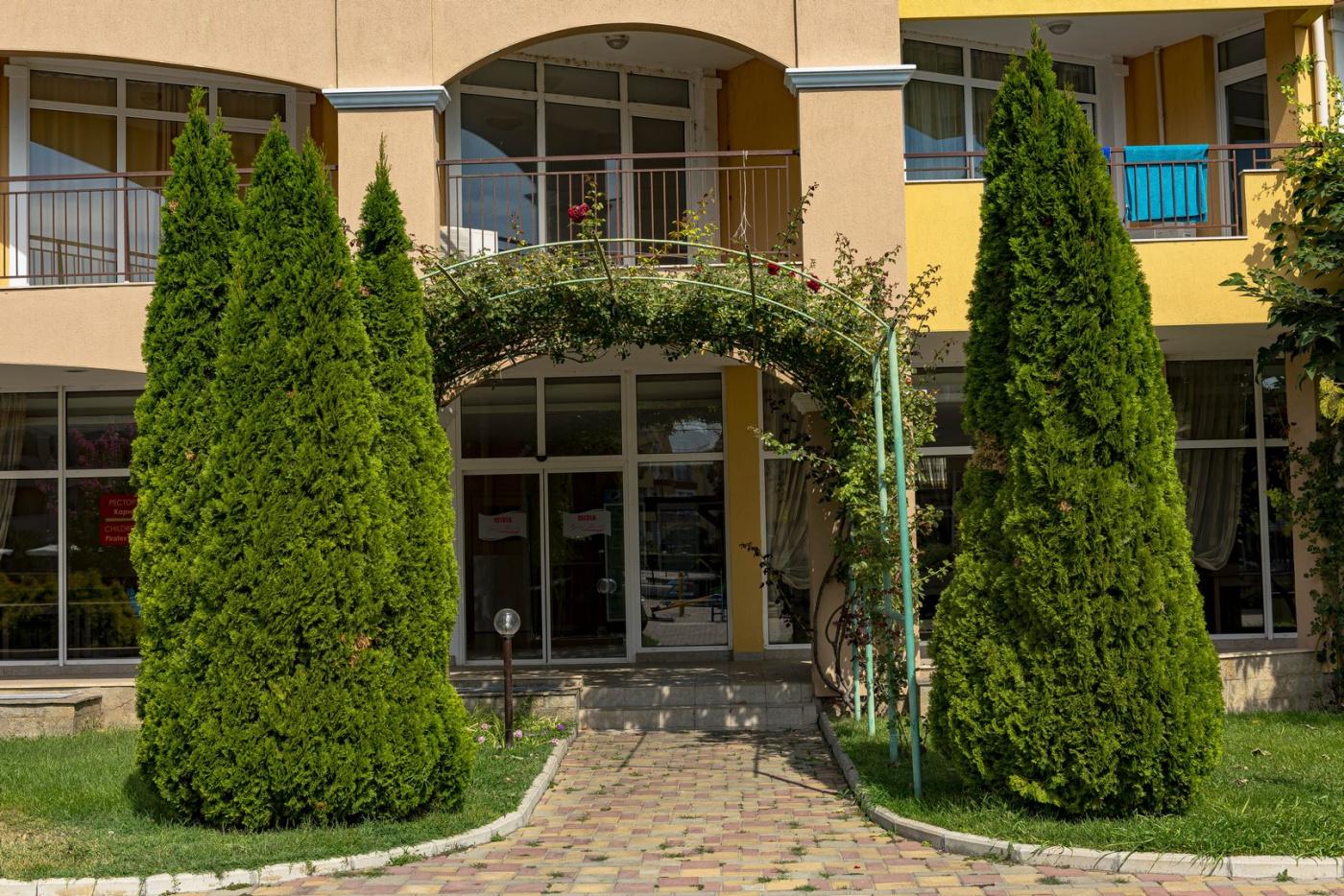 Midia Grand Resort Апарт-отель