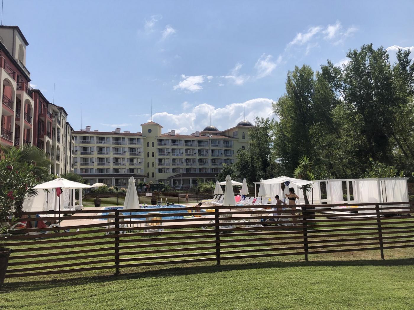 Rocamar Апарт-отель
